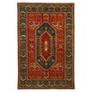 Zaida UK Ltd Handmade Red Area Rug