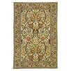 Zaida UK Ltd Handmade Green Area Rug