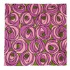 Zaida UK Ltd Mackintosh Rose Handmade Area Rug