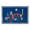 Zaida UK Ltd Klee Midnight Handmade Area Rug