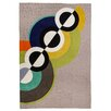 Zaida UK Ltd Delaunay Prism Handmade Area Rug