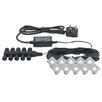 Saxby Lighting Ikon 10 Light Deck Lighting Kit
