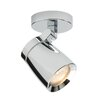 Saxby Lighting Knight 1 Light Ceiling Spotlight