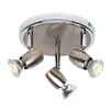 Saxby Lighting Palermo 3 Light Ceiling Spotlight