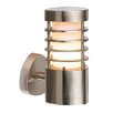 Saxby Lighting Bliss 1 Light Outdoor Sconce