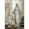 Creative Co-Op Chateau Resin Reproduction Vintage Mary Figurine
