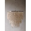 Creative Co-Op Simply Natural Mini Chandelier