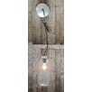 Creative Co-Op Mason Jar 1 Light Hanging Lantern