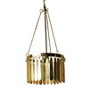 Creative Co-Op Flirt 1 Light Drum Pendant