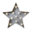 Creative Co-Op Grange Star Wall Decor
