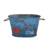 Creative Co-Op Waterside Twinkle, Twinkle Little Star Bucket