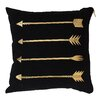 Creative Co-Op Smudge Throw Pillow