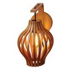 Creative Co-Op Pure 1 Light Wall Sconce