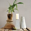 Creative Co-Op Botanist Metal Pedestal Candle Holder