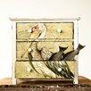 Creative Co-Op Waterside 3 Drawer Cabinet