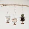 Homedale 3-Piece Hanging Planter Set - Laurel Foundry Modern Farmhouse Planters