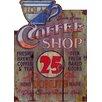 Vintage Signs Coffee Shop Vintage Advertisement Plaque