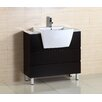 """Bellaterra Home 36"""" Single Sink Vanity Set"""