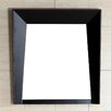 Bellaterra Home Wood Frame Mirror