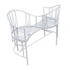 Royal Craft Romance Kissing 2 Seater Steel Love Seat