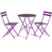 Royal Craft 3-tlg. Bistro-Set Padstow