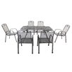Royal Craft Savoy 6 Seater Dining Set