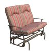 Royal Craft Amalfi 2 Seater Glider Bench with Cushion
