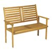 Royal Craft Napoli 2 Seater Wooden Bench