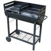 Royal Craft 82 cm Charcoal Barbecue with Windshield