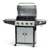 Royal Craft Classic 4 Gas Barbecue with Side Burner and Cabinet