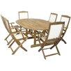 Royal Craft Turnbury Henley 6 Seater Dining Set