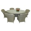 Royal Craft Wentworth 6 Seater Dining Set