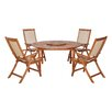 Royal Craft Torino 4 Seater Dining Set
