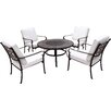 Royal Craft Versailles 4 Seater Dining Set