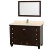 "Wyndham Collection Acclaim 48"" Single Bathroom Vanity Set"