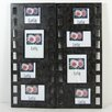 Firefly Home Collection 2 Piece Squares Picture Insert Wall Decor Picture Frame Set