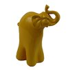 Firefly Home Collection Ceramic Elephant Sculpture