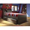 Bestar Juvenil Twin Trundle Bed