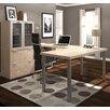 Bestar I3 1 Piece U-Shaped Desk Office Suite