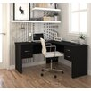 Inval Computer Desk With Shelf Amp Reviews Wayfair