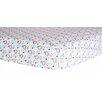 Trend Lab Cupcake Dot Crib Sheet