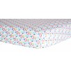 Trend Lab Cupcake Dot Fitted Crib Sheet