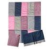Trend Lab Perfectly Pretty 3 Piece Crib Bedding Set