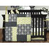 Trend Lab Waverly Rise and Shine 3 Piece Crib Bedding Set