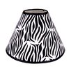 "Trend Lab 10"" Zebra Empire Lamp Shade"
