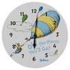 "Trend Lab Dr. Seuss ""Oh The Places You''ll Go 11"" Wall Clock"
