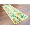 Floortex Doortex Green Area Rug