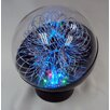 "Creative Motion Desktop 5.5"" H Table Lamp with Sphere Shade"