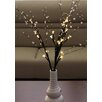 Creative Motion Decorative Battery Operated 24 Light LED Bead Branch