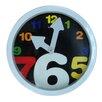"Creative Motion 11.81"" Funky Wall Clock"